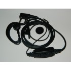 Earpiece Baofeng UV-82 Dual-PTT